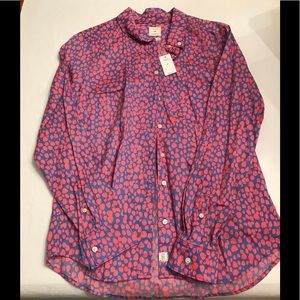 GAP women's button down collared shirt